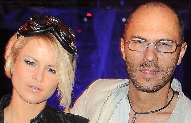 Marta Wiśniewska pojawiła się z narzeczonym na imprezie Fame Hamster.