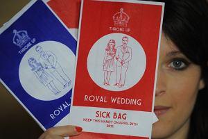 Gadżety: książę William i Kate Middleton