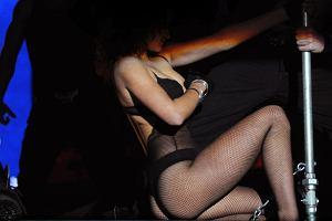 Striptiz.