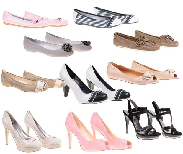 Markowe buty damskie   Arturo Obuwie