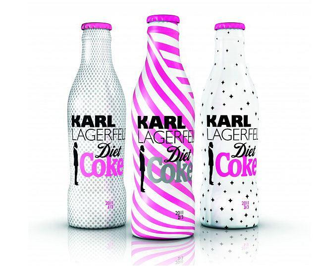 Lagerfeld dla Coke Diet