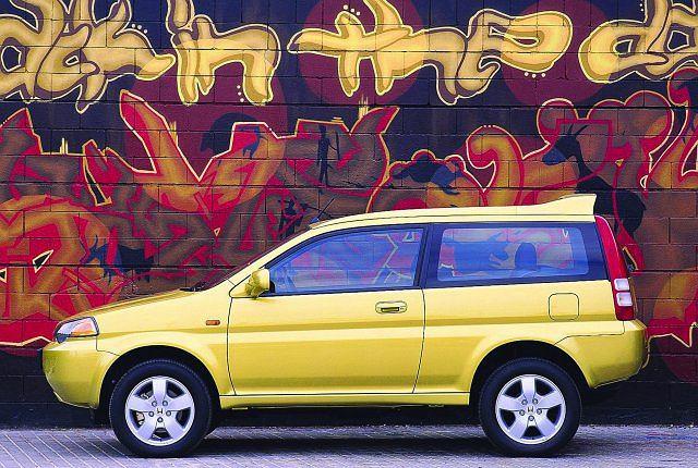 Honda HR-V (1998-2002)