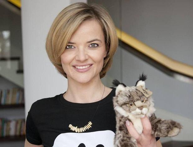 Monika Richardson, WWF Polska fot. Urszula Marchwiak