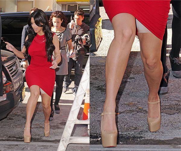Małe sekrety piekna Kim Kardashian