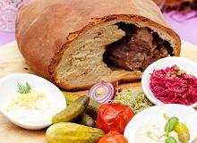 Karczek wieprzowy w cieście chlebowym - ugotuj