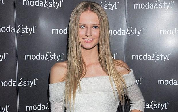 Anna Piszczałka pojawiła się niedawno na gali