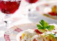 Makaron cannelloni z farszem mięsnym - ugotuj