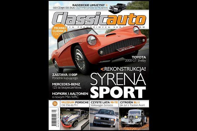 Classicauto, maj 2011