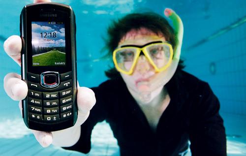 komórka wszystkoodporna, Samsung Solid B2710