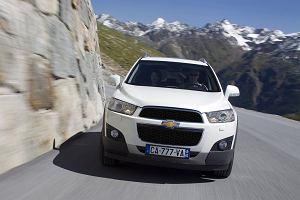 Chevrolet Captiva - test | Pierwsza jazda