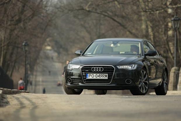 Audi A6   Skaza na honorze