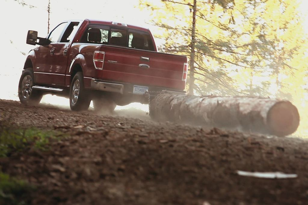 Ford F-150 Eco-Boost