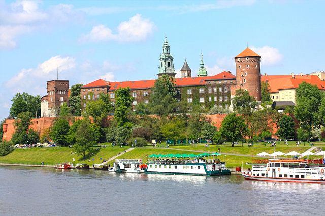 Kraków, Wawel