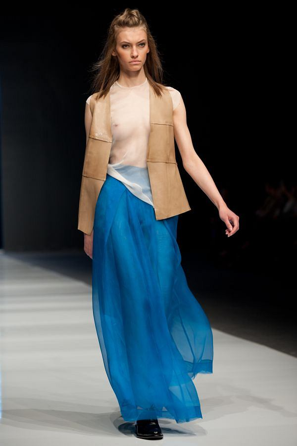 Joanna Klimas, Fashion Week Poland 2011