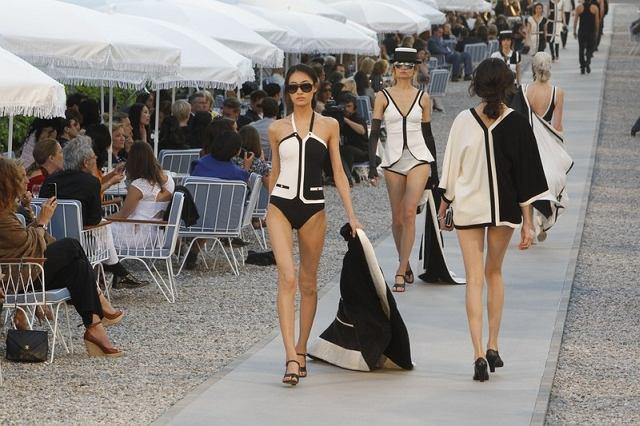 pokaz Chanel 2012 Cruise