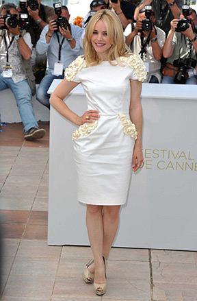 Rachel McAdams na 64. Festiwalu Filmowym w Cannes