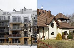 Dom Jarosława Kukulskiego i Moniki Kuszyńskiej, domy gwiazd