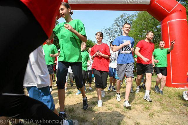 W Gorzowie w ramach akcji Polska biega pobiegło 120 osób