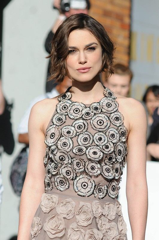 Keira Knightley w 'The Daily Show'