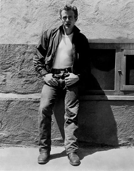 James Dean w