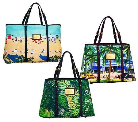 kolekcja Louis Vuitton Ailleurs Beach 2011