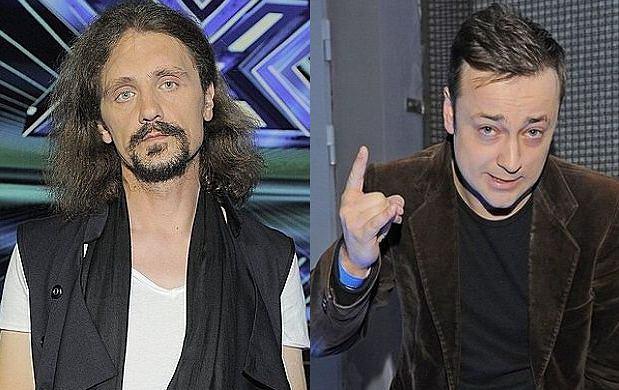 Gienek Loska i Czesław Mozil.