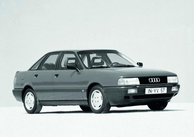 Audi 80 (1986-1995) - opinie Moto.pl