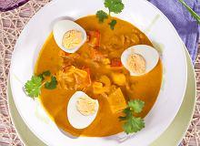 Curry z jajek - ugotuj