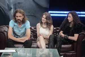 Uczestnicy X-Factor u Kuby Wojewódzkiego