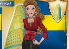 Ubieranka: modelka ze Szwecji
