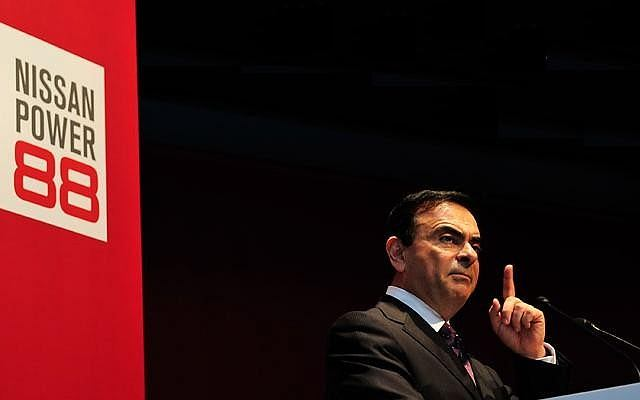 Carlos Ghosn - CEO Nissan-Renault
