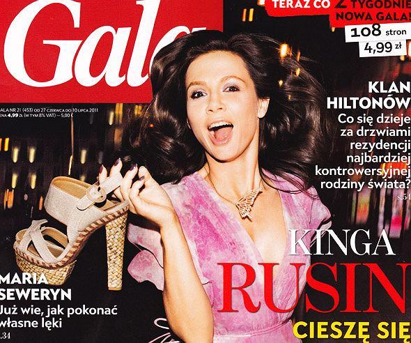 Kinga Rusin w