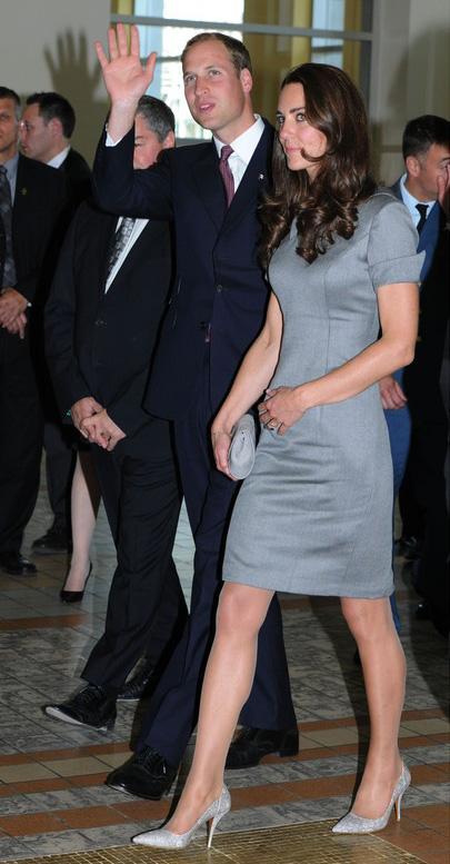 Księżna Katarzyna z wizytą w Kanadzie, Kate Middleton
