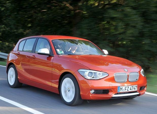 BMW serii 1 od 99 900 zł