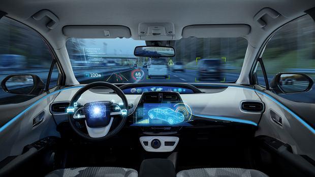 Społeczeństwo boi się  sytuacji, w której to samochód będzie sam podejmował decyzje na drodze (fot. Shutterstock)