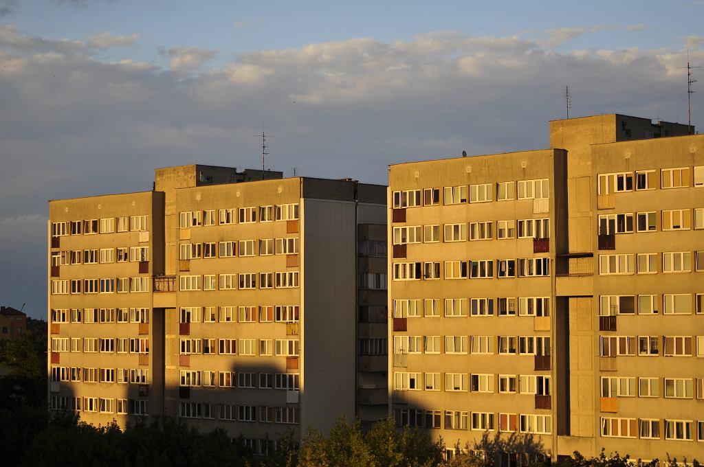 Bloki we Wrocławiu