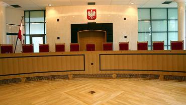 Trybunał Konstytucyjny. Warszawa, 11 czerwca 2008