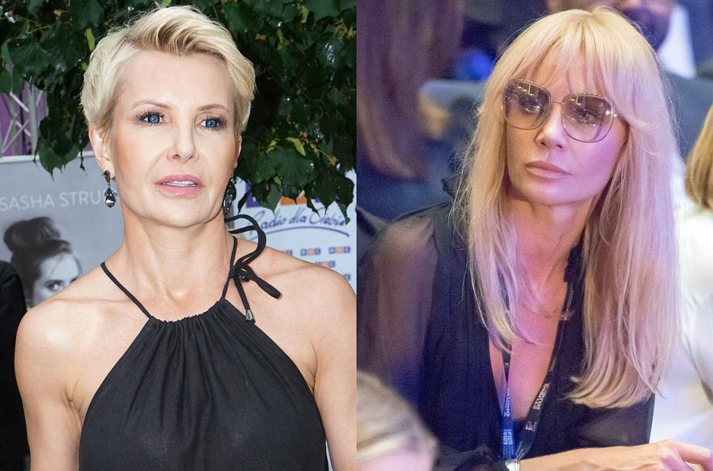 Joanna Racewicz, Agnieszka Woźniak-Starak