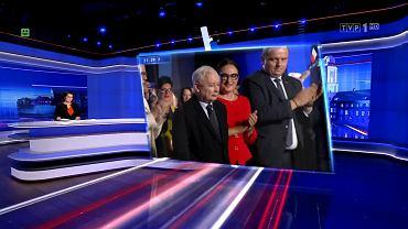 Program informacyjny TVP Wiadomości, 21.09.2019