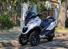 Moto na moto: Piaggio MP3 400 HPE Sport to skuter na cały rok