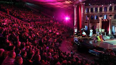 IX Płocka Noc Kabaretowa w amfiteatrze w Płocku