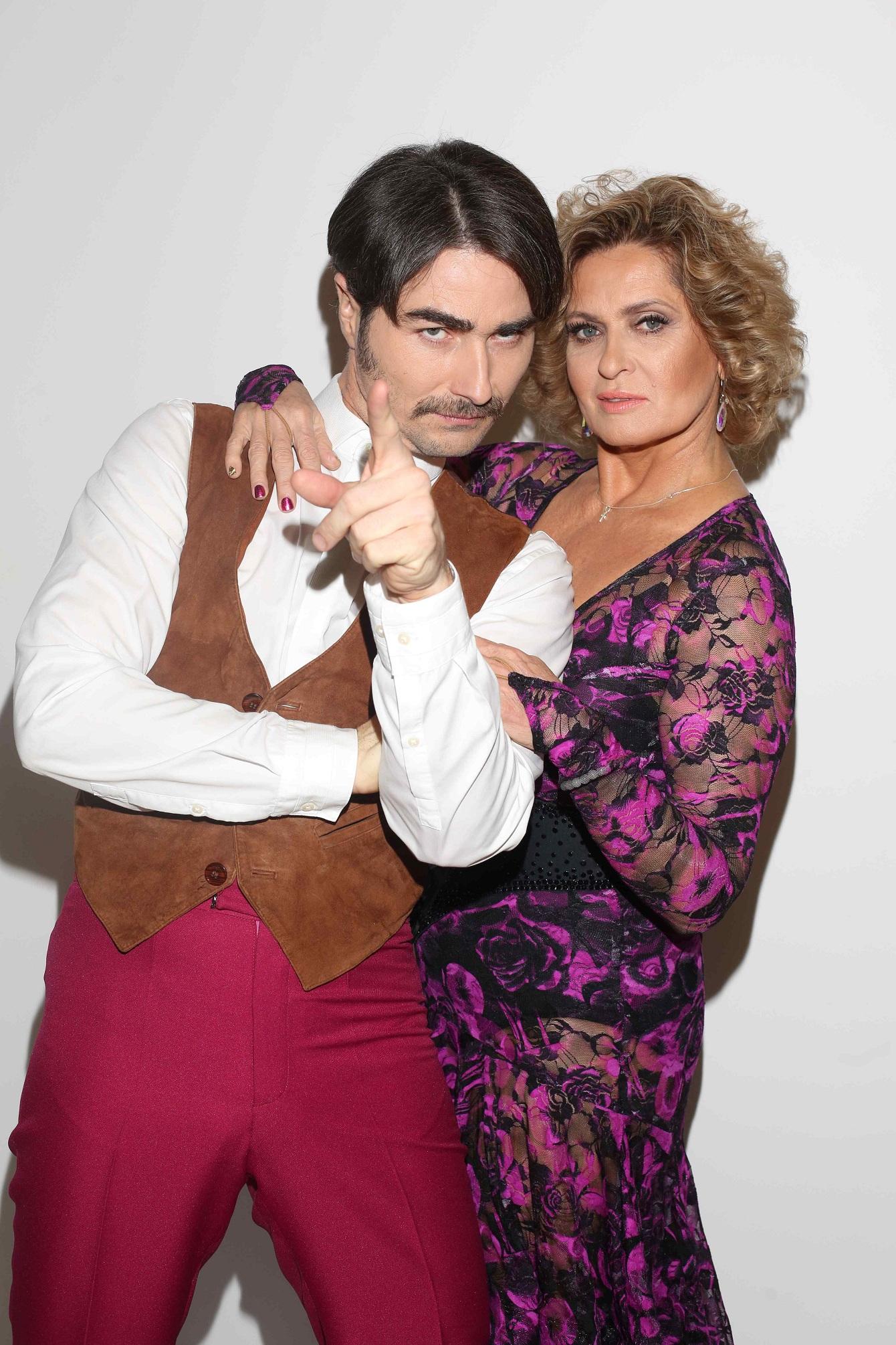 Ewa Kasprzyk i Jan Kliment (fot. materiały prasowe)