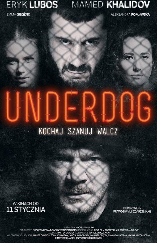 Plakat filmu 'Underdog'