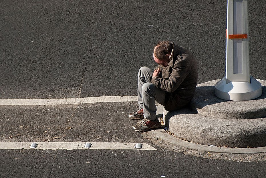 Sąd Najwyższy we Włoszech uniewinnił bezdomnego.