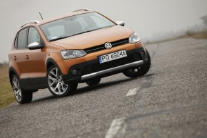 Volkswagen Cross Polo 1.2 TSI | Test | Mieszczuch na sterydach