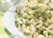 Sałatka z kopru włoskiego - ugotuj