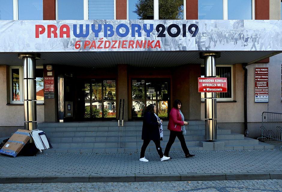 Są wyniki prawyborów w Wieruszowie