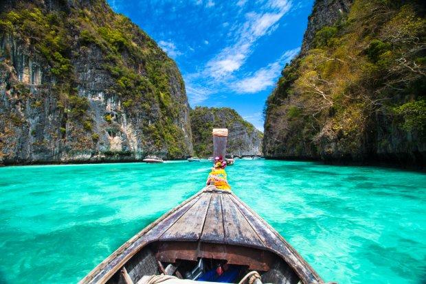 Koh Phi Phi, Tajlandia