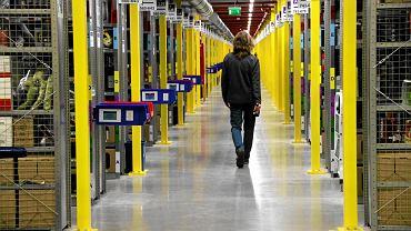 Centrum logistyczne Amazon we Wrocławiu