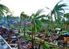 Oszukać przeznaczenie: supertajfun filipiński